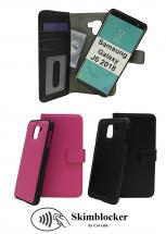 CoverIn Skimblocker Magneettikotelo Samsung Galaxy J6 2018 (J600FN/DS)