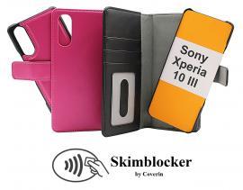 CoverIn Skimblocker Magneettikotelo Sony Xperia 10 III (XQ-BT52)