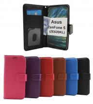 billigamobilskydd.se New Jalusta Lompakkokotelo Asus ZenFone 5 (ZE620KL)