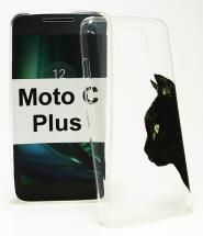 billigamobilskydd.se TPU-Designkotelo Moto C Plus