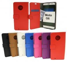 billigamobilskydd.se Jalusta Lompakkokotelo Motorola Moto G6