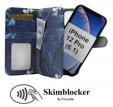 CoverIn Skimblocker XL Magnet Designwallet iPhone 12 Pro (6.1)