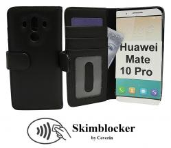billigamobilskydd.se Skimblocker Lompakkokotelot Huawei Mate 10 Pro