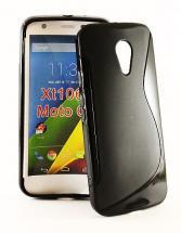 billigamobilskydd.se S-Line TPU-muovikotelo Motorola Moto G2 (XT1068)