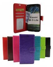 billigamobilskydd.se Crazy Horse Lompakko Xiaomi Mi 9 Lite