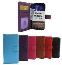 billigamobilskydd.se New Jalusta Lompakkokotelo Xiaomi Mi Note 10 Lite