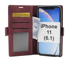 billigamobilskydd.se Lyx Standcase Wallet iPhone 11 (6.1)