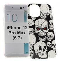 billigamobilskydd.se TPU-Designkotelo iPhone 12 Pro Max (6.7)