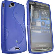 billigamobilskydd.se S-Line TPU-muovikotelo Sony Ericsson Xperia Arc