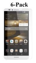billigamobilskydd.se Kuuden kappaleen näytönsuojakalvopakett Huawei Mate S