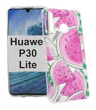 billigamobilskydd.se TPU-Designkotelo Huawei P30 Lite