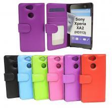 billigamobilskydd.se Lompakkokotelot Sony Xperia XA2 (H3113 / H4113)