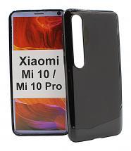 billigamobilskydd.se TPU-suojakuoret Xiaomi Mi 10 / Xiaomi Mi 10 Pro
