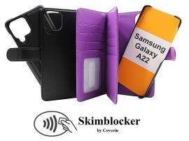 CoverIn Skimblocker XL Magnet Wallet Samsung Galaxy A22 (SM-A225F/DS)