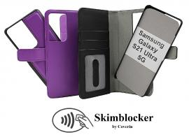 CoverIn Skimblocker Magneettikotelo Samsung Galaxy S21 Ultra 5G (G998B)