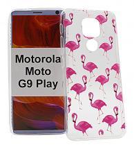 billigamobilskydd.se TPU-Designkotelo Motorola Moto G9 Play