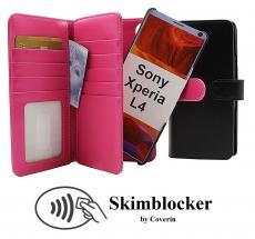 CoverIn Skimblocker XL Magnet Wallet Sony Xperia L4