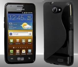 billigamobilskydd.se S-Line TPU-muovikotelo Samsung Galaxy Z (i9103)