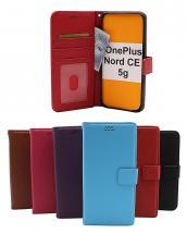 billigamobilskydd.se New Jalusta Lompakkokotelo OnePlus Nord CE 5G