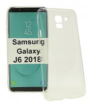 billigamobilskydd.se Ultra Thin TPU Kotelo Samsung Galaxy J6 2018 (J600FN/DS)