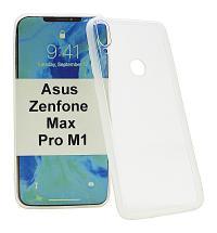 billigamobilskydd.se Ultra Thin TPU Kotelo Asus Zenfone Max Pro M1 (ZB602KL)