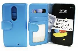 CoverIn Lompakkokotelot Lenovo Motorola Moto X Force