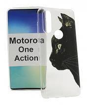 billigamobilskydd.se TPU-Designkotelo Motorola One Action