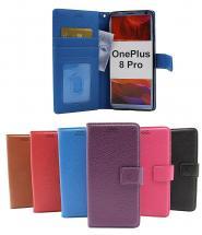 billigamobilskydd.se New Jalusta Lompakkokotelo OnePlus 8 Pro