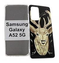 billigamobilskydd.se TPU-Designkotelo Samsung Galaxy A52 / A52 5G / A52s 5G
