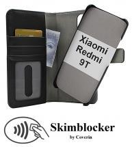 CoverIn Skimblocker Magneettikotelo Xiaomi Mi Redmi 9T