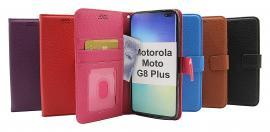 billigamobilskydd.se New Jalusta Lompakkokotelo Motorola Moto G8 Plus