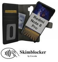 billigamobilskydd.se Skimblocker Magneettikotelo Xiaomi Redmi Note 8 Pro