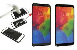 billigamobilskydd.se Full Frame Karkaistusta Lasista LG G7 Fit (LMQ850)