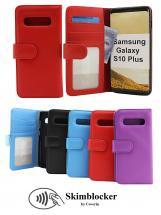 billigamobilskydd.se Skimblocker Lompakkokotelot Samsung Galaxy S10+ (G975F)