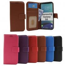 billigamobilskydd.se New Jalusta Lompakkokotelo Samsung Galaxy S8 (G950F)