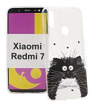billigamobilskydd.se TPU-Designkotelo Xiaomi Redmi 7