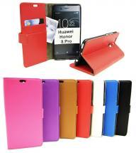 billigamobilskydd.se Jalusta Lompakkokotelo Huawei Honor 8 Pro