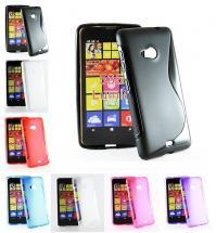 billigamobilskydd.se S-Line TPU-muovikotelo Microsoft Lumia 535