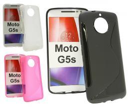 billigamobilskydd.se S-Line TPU-muovikotelo Moto G5s