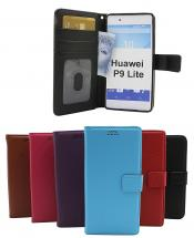 billigamobilskydd.se New Jalusta Lompakkokotelo Huawei P9 Lite (VNS-L31)