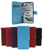 billigamobilskydd.se New Jalusta Lompakkokotelo Motorola Moto G6 Plus
