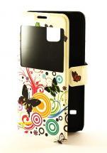 billigamobilskydd.se Flipcase Samsung Galaxy S5 / S5 Neo (G900F / G903F)