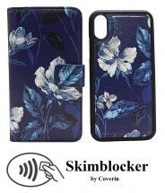 CoverIn Skimblocker Design Magneettilompakko iPhone X/Xs