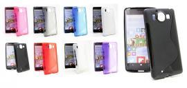 billigamobilskydd.se S-Line TPU-muovikotelo Microsoft Lumia 950