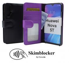 CoverIn Skimblocker Lompakkokotelot Huawei Nova 5T
