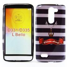 billigamobilskydd.se TPU Designcover LG L Bello (D331)