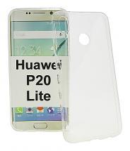 billigamobilskydd.se Ultra Thin TPU Kotelo Huawei P20 Lite