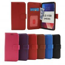 billigamobilskydd.se New Jalusta Lompakkokotelo LG V30 (H930)