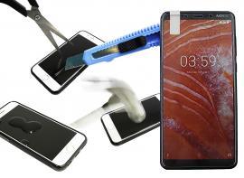 billigamobilskydd.se Näytönsuoja karkaistusta lasista Nokia 3.1 Plus