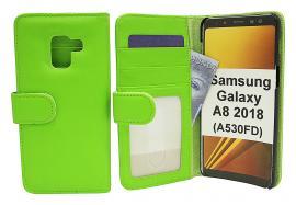 CoverIn Lompakkokotelot Samsung Galaxy A8 2018 (A530FD)